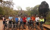 Angkor Temple Cycling Tour