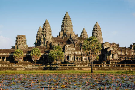 11-Day Angkor Temples Adventure & Cambodia Beach Vacation