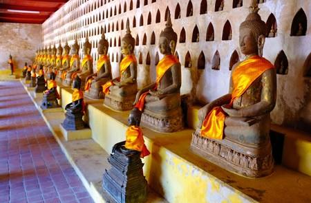 Buddha images in Wat Sisaket
