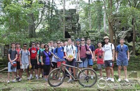 Cycling Tour in Siem Reap