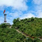 Lung Cu mountain