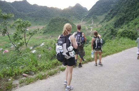 Mai Chau trek and discover