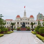People Commitee building in Ho Chi Minh City