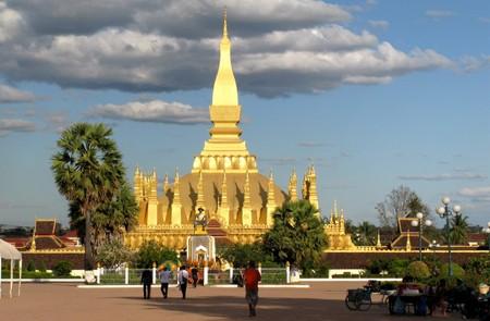 That Luang Stupa