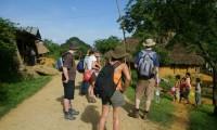 Visit the local in Mai Chau