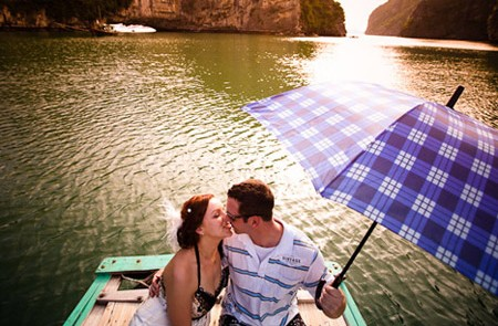 Honeymoon in Halong