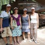 Visit Cu Chi Tunnel