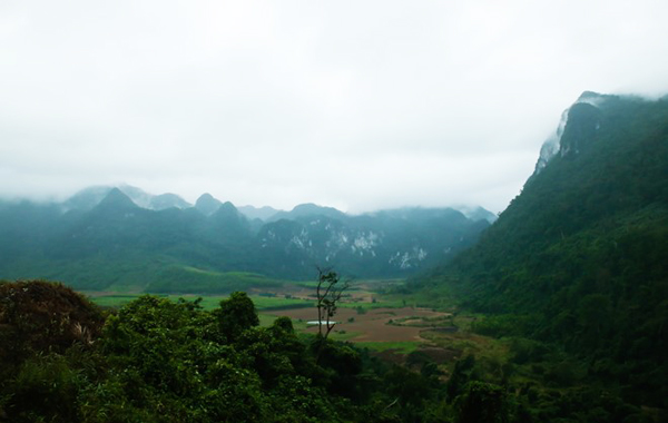 Cha Noi Valley