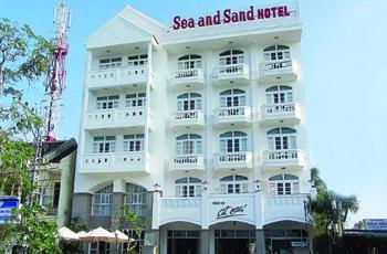 Sea and Sand Hotel Hoian