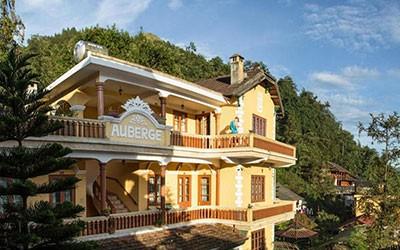 Auberge Dang Trung Hotel Sapa
