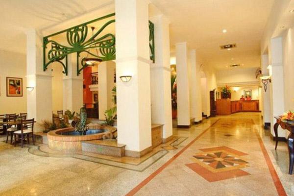 Bong Sen Hotel Saigon Spa