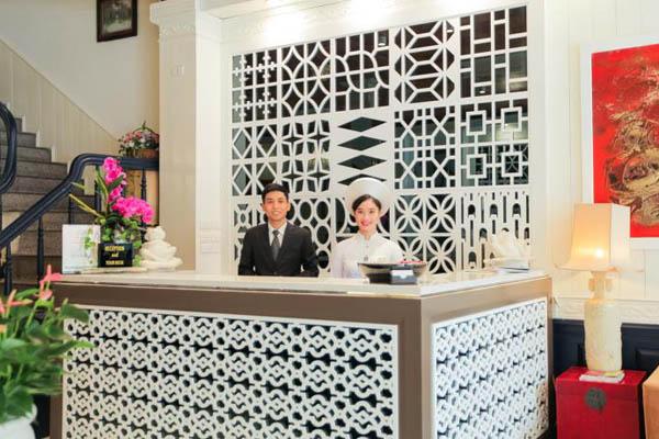 Maison d 39 hanoi boutique 3 star hotel for Hanoi boutique hotel