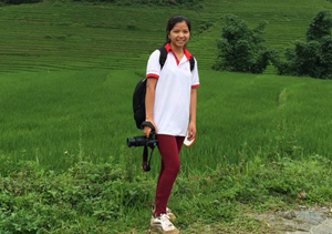 Tracey, Lan Nguyen (Mrs.) Sales Executive – Travel Advisor
