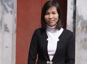 Yen Vuong (Mrs.) Tour Operations Executive