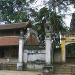 Dong Ngac Ancient Village