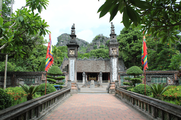 Hoa Lu Ancient Capital of 2 dynasties Le and Dinh