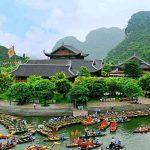 Northern Vietnam Kong Skull Island in Short