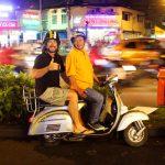 Saigon Vespa Tour