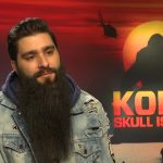 Jordan Charles Vogt-Roberts and his Kong: Skull Island movie