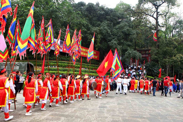 hung temple festival in vietnam 2018 festivals and events vietnam  during the festival,  people gather at the hung king temple in phu tho province to take part in the festivities which.