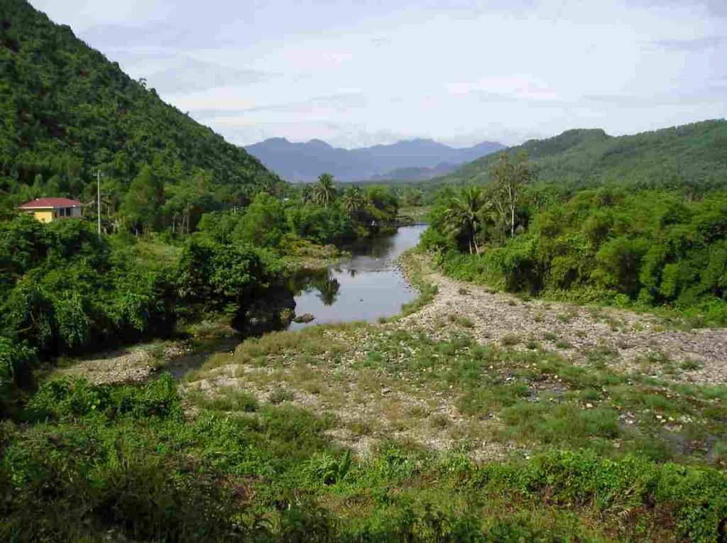 Bach Ma National Park in Hue, Vietnam