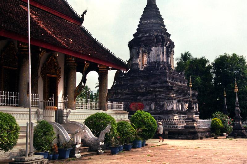 Beautiful Wat, Luang Prabang, Laos