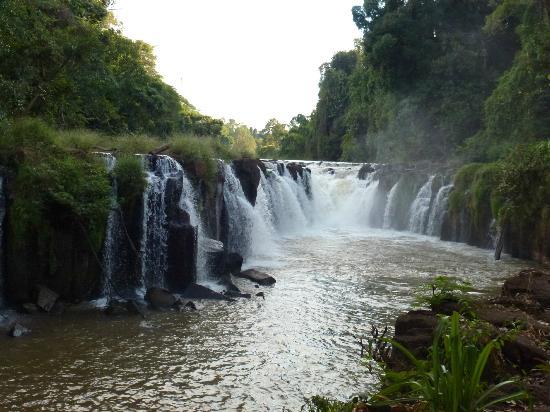 Bolaven Plateau in Laos