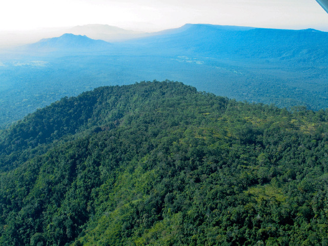 Cambodia's Central Cardamoms Protected Forest, One of many protected area in Cambodia