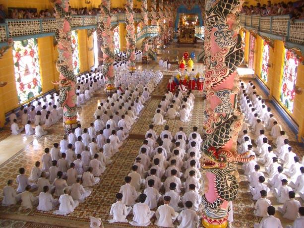 Vietnamese Religion Cao Daism in VietnamVietnamese Religion