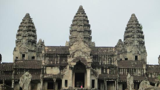 Central Sanctuary of Angkor Wat