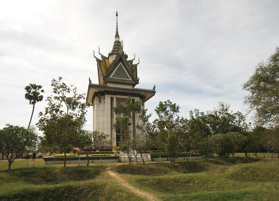 Choeung-Ek in Phnom Penh