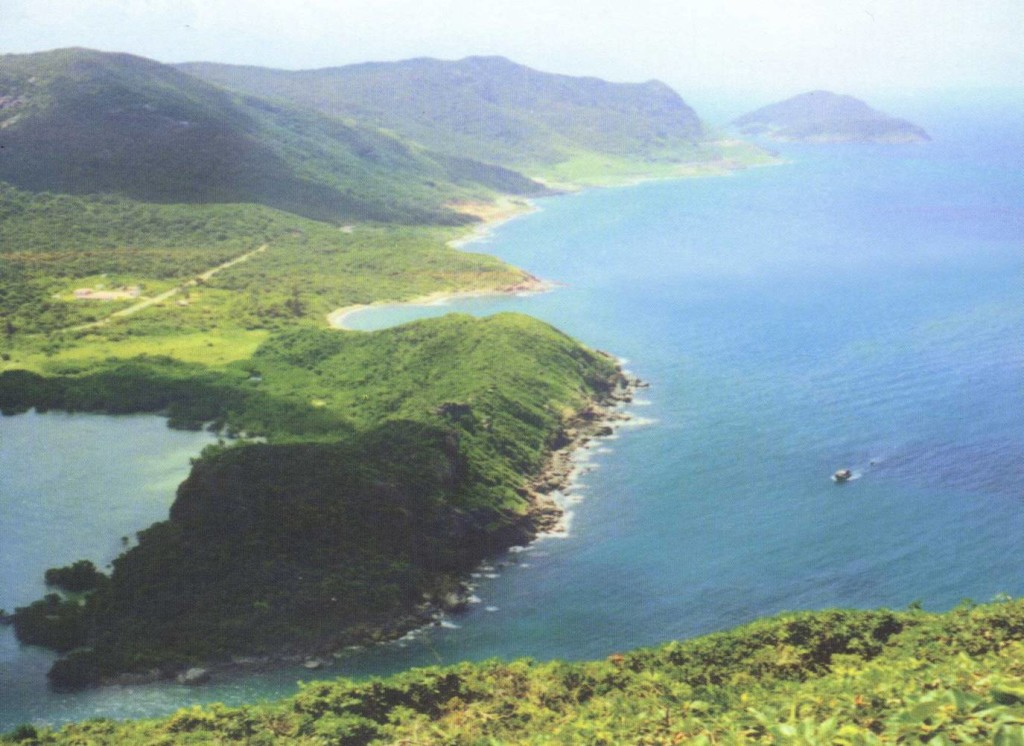 Con dao, the sacred land of Vietnam