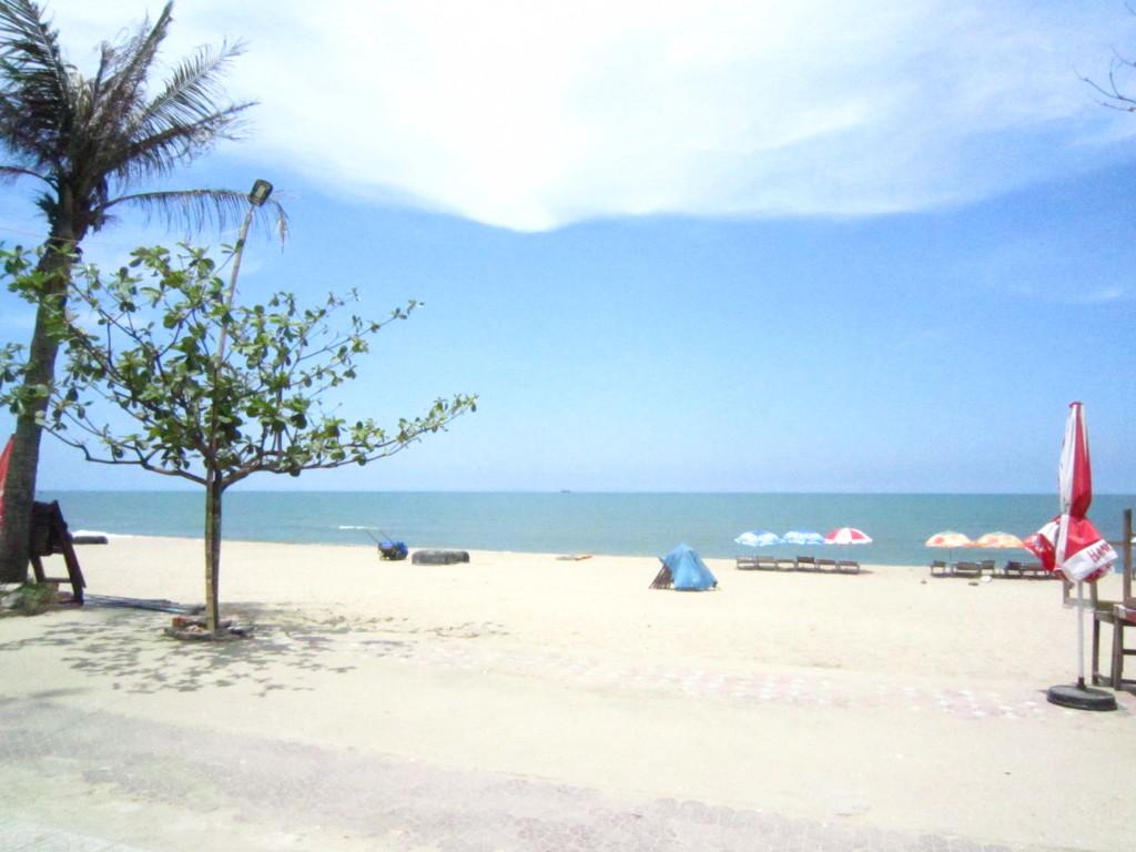 Cua Lo Beach in Nghe An, Vietnam