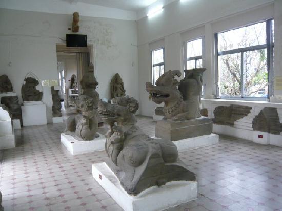 Da nang museum of Chan Sculpture