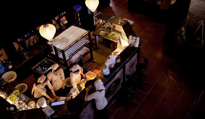 Quan An Ngon Restaurant in Ho Chi Minh City