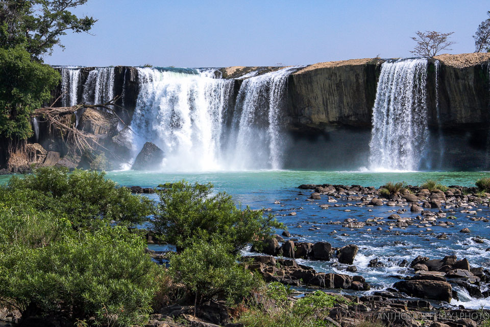 Dray Sap Waterfalls, Dak Lak