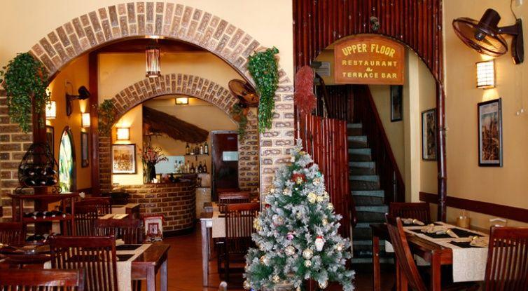 Good Morning Vietnam restaurant in Nha Trang, Vietnam
