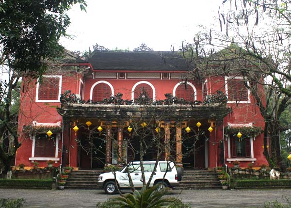 Hue Monuments Conservation Centre