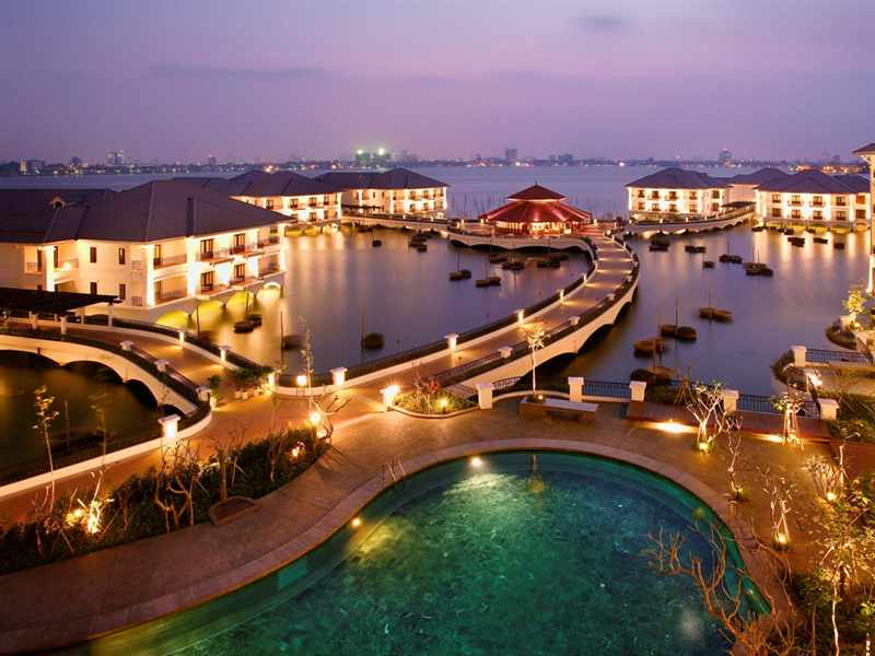 InterContinental Hanoi Westlake Hotel