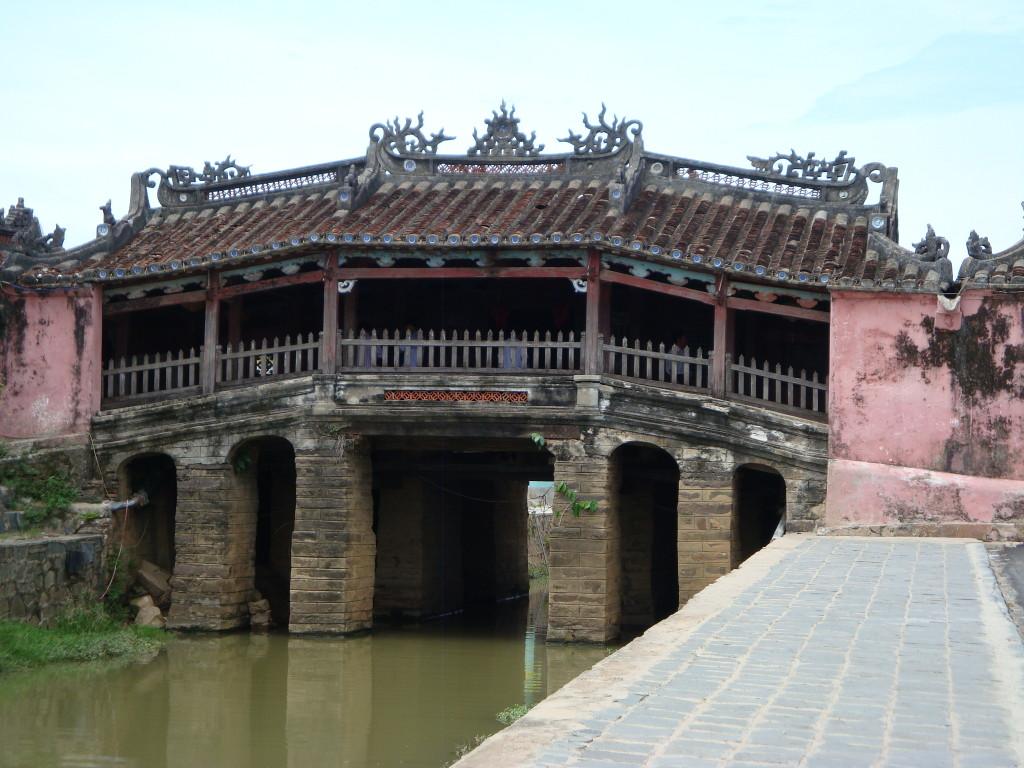 Japanese Covered Bridge, Hoi An