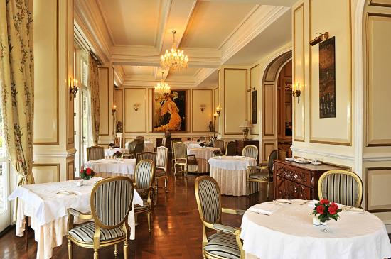 Le Rabelais Restaurant in in Da Lat Palace Luxury Hotel