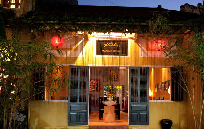 Mango Rooms Restaurant in Hoi An Old Town