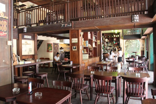 Molly Malone Bar in Siem Reap, Cambodia