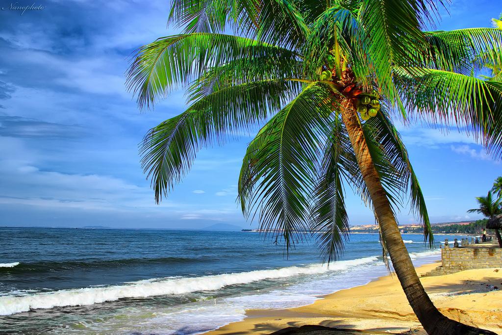 Mui Ne Beach in Phan Rang, Vietnam
