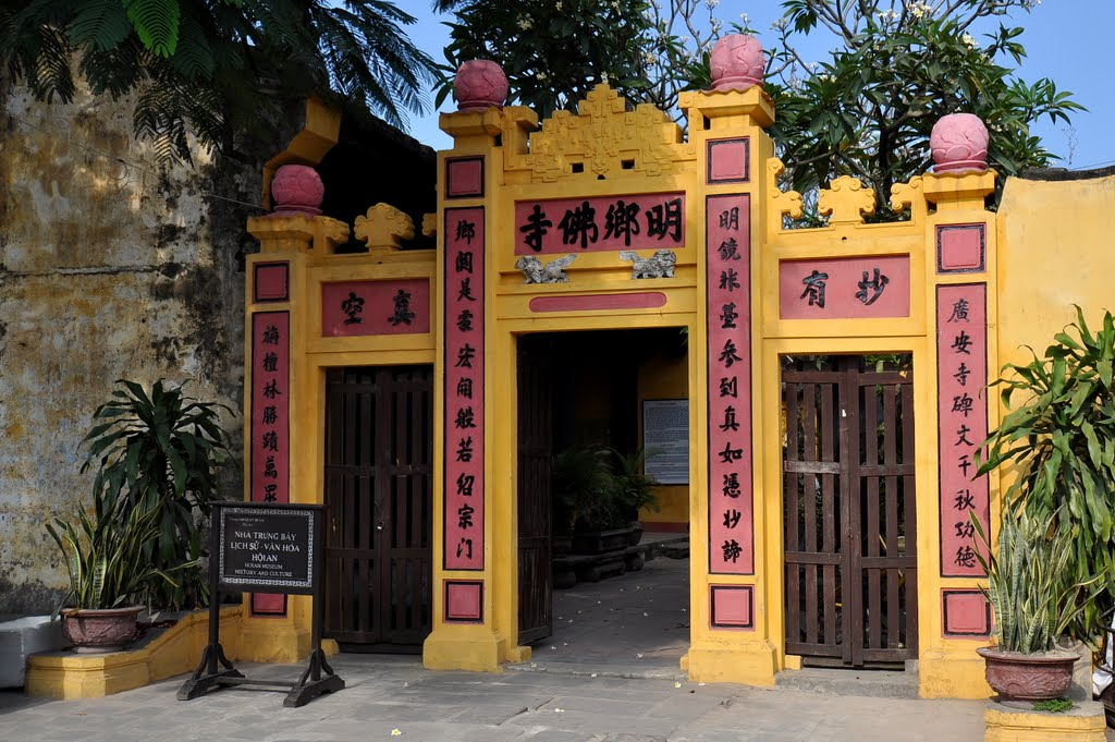 Museum of History and Culture in Hoi An, Vietnam