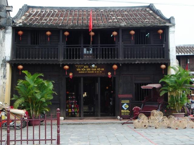 Museum of Trade Ceramics in Hoi An ancient town, Vietnam