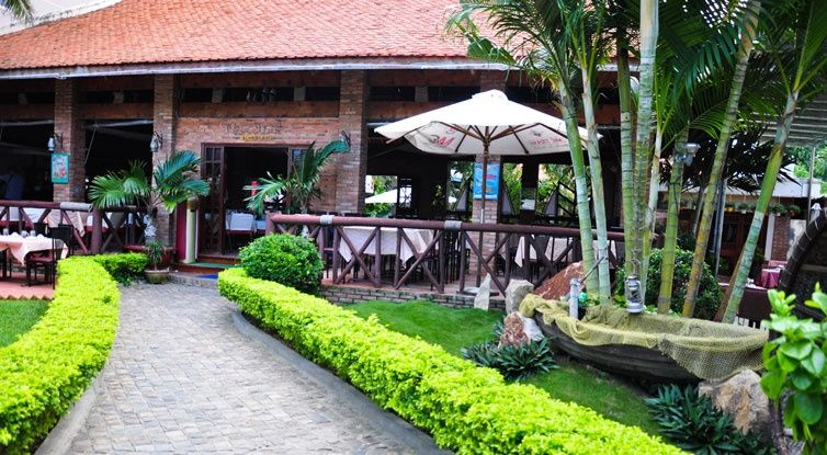 Ngoc Suong Seafood Restaurant in Nha Trang, Vietnam