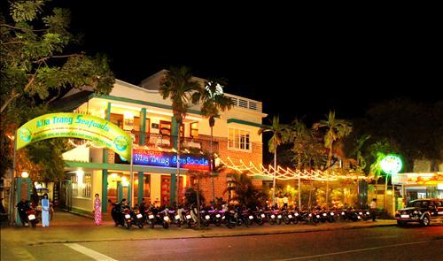 Nha Trang Seafood restarant in Nha Trang