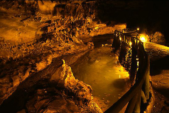 Nhi Thanh Cave in Lang Son province
