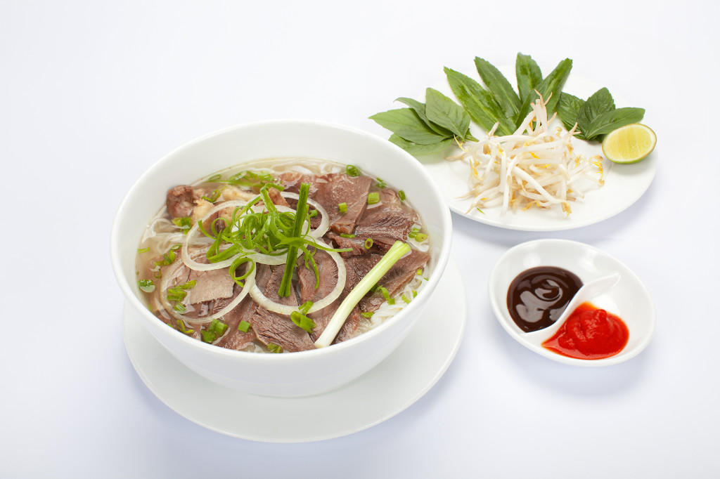 Pho, favorite choice of visitors in Vietnam
